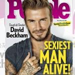 Gossip – David Beckham eletto l'uomo più sexy del mondo da People