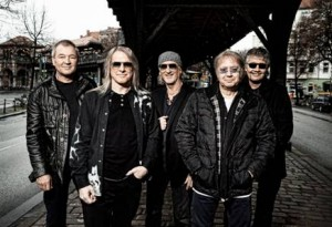 Deep Purple in concerto a Genova
