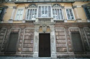 Palazzo Lercari in via Garibaldi