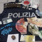 Genova – Polizia arresta spacciatore nei vicoli di San Bernardo