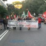 Iren, ancora manifestazione in centro, disagi per il traffico