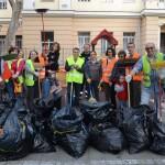 Marassi pulita 2, un altro successo per i volontari che puliscono il quartiere