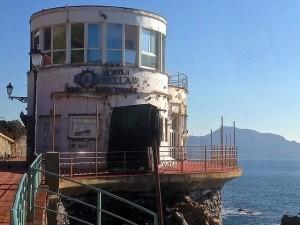Genova - Al via i lavori per il restauro dei Marinella a Nervi