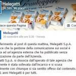 Melegatti – Licenziato autore della campagna omofoba