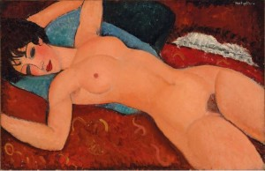 Asta record per Modigliani a New York
