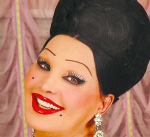 Moira Orfei regina del circo