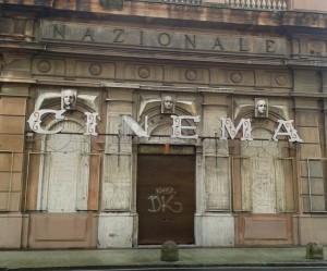 Appello del Municipio per l'ex Cinema Nazionale