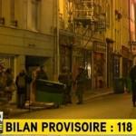 Massacro a Parigi, almeno 126 morti e 200 feriti. Uccisi 8 terroristi