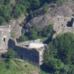 Savignone e la leggenda del serpente fantasma che invade il castello