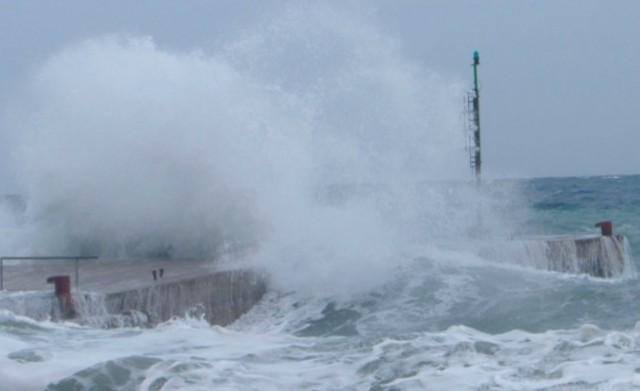 Alassio colpita duramente dalla mareggiata - VIDEO