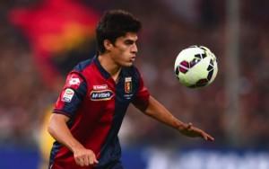 Diego Perotti, attaccante argentino del Genoa
