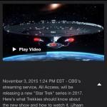 Star Trek, in arrivo una nuova serie con nuovi personaggi