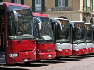 Autobus - Immatricolazioni in calo del 40% nel 2015