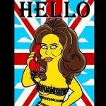 """Anche Adele è stata """"Simpsonizzata"""""""