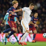 Champions League – Disastro Roma, col Barcellona incassa sei gol