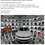 800mila Volkswagen in regalo su Facebook, ma è una bufala