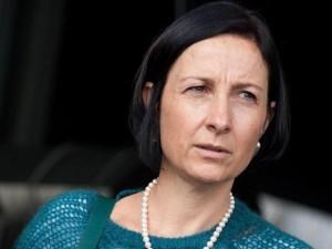 Nella foto, l'eurodeputata Renata Briano