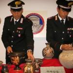 Palermo – Traffico internazionale di beni archeologici, arresti
