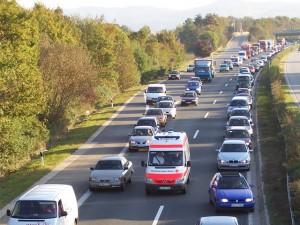 Pegli, incidente sulla A10, veicoli in coda fino all'innesto con la A7