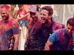 Coldplay - Visualizzazioni record per il video di Up&Up