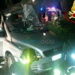 Deiva Marina, ragazzo di 20 anni muore in incidente stradale