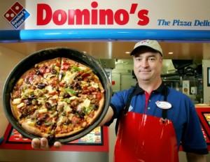 Domino's Pizza sbarca a Milano