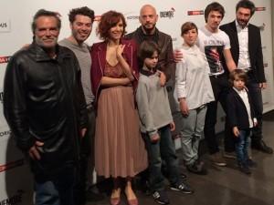 """Il cast del film """"In fondo al bosco"""""""