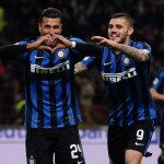 Calcio – L'Inter batte il Frosinone e resta da sola in testa alla classifica
