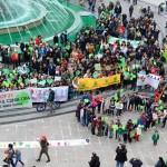 Genova per la Marcia Globale per il Clima
