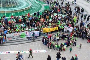 Marcia Globale per il Clima anche a Genova