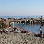 Rapallo, scatta il divieto di balneazione ai Cavallini ed al Castello
