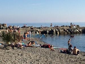 Divieto di balneazione ai Cavallini ed al Castello di Rapallo