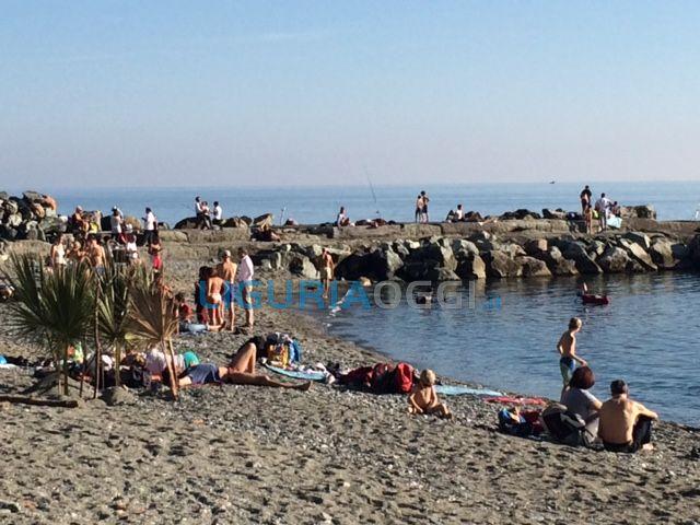 Meteo Liguria - Bel tempo sino a lunedì ma torna il caldo opprimente