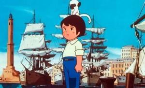 Un anime giapponese racconta la Genova dell''800