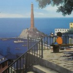 Miyazaki e il cartone animato ambientato a Genova