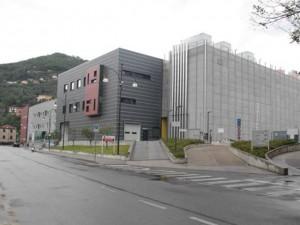 L'ospedale di Rapallo