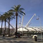 Genova – Raffica di controlli al Porto Antico contro i posteggiatori abusivi