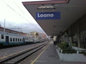 La stazione di Loano