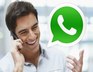 telefonate whatsapp