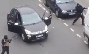 Terroristi dell'attentato a Charlie Hebdo