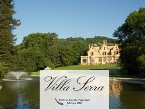 villa Serra di Comago Parco più bello d'Italia 2015