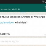 WhatsApp, le nuove Emoticon animate sono un virus per smartphone
