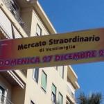 """Ventimiglia, domenica 27 dicembre apertura straordinaria del """"Mercato del Venerdì"""". In parallelo un concerto gospel e blues"""