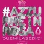 """""""Azzurre in Rosa"""", il nuovo calendario del Club Italia Pallavolo a sostegno della lotta al tumore al seno"""