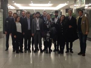Benifei con gli startupper liguri a Bruxelles