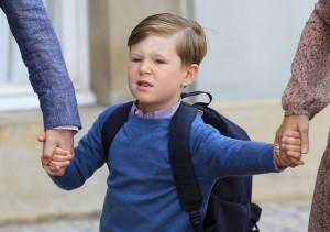 Principe Christian rischia di annegare in Australia