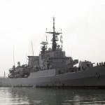 """La Spezia, dal 7 al 10 dicembre l'ultimo saluto alla """"Maestrale"""", fregata della Marina Militare"""