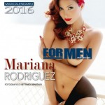 Mariana Rodriguez, in ristampa il sexy calendario di For Men