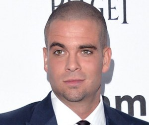 Mark Salling , star di Glee