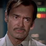 Morto Martin Brooks, Rudy Wells nell'Uomo dai sei milioni di dollari